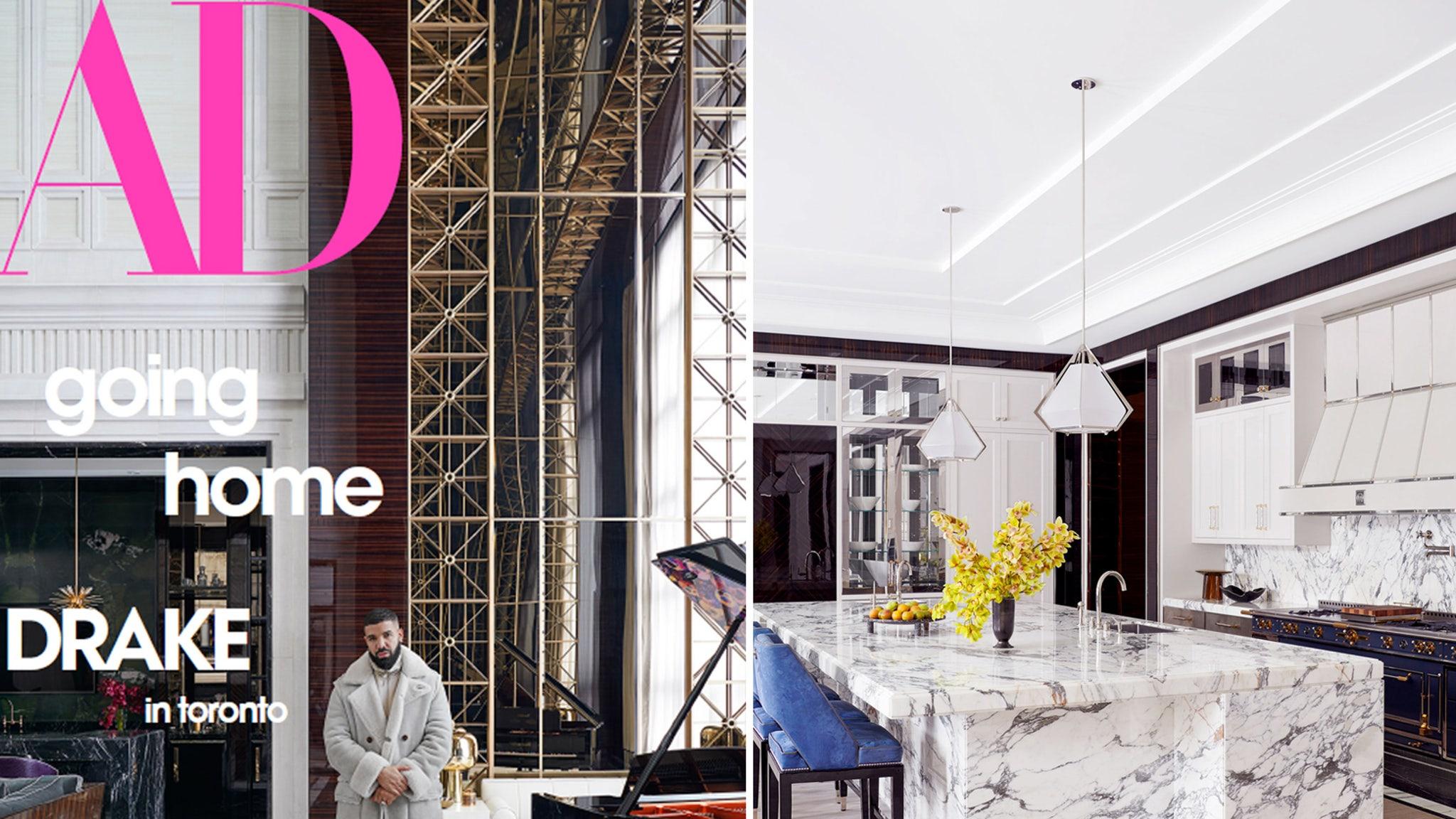 Drake S Insane 50 000 Square Foot Toronto Mansion
