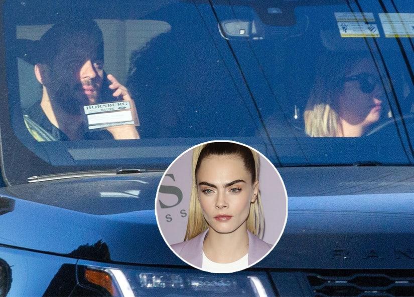 Cara Delevingne Speaks Out After Ashley Benson Is Linked To G Eazy