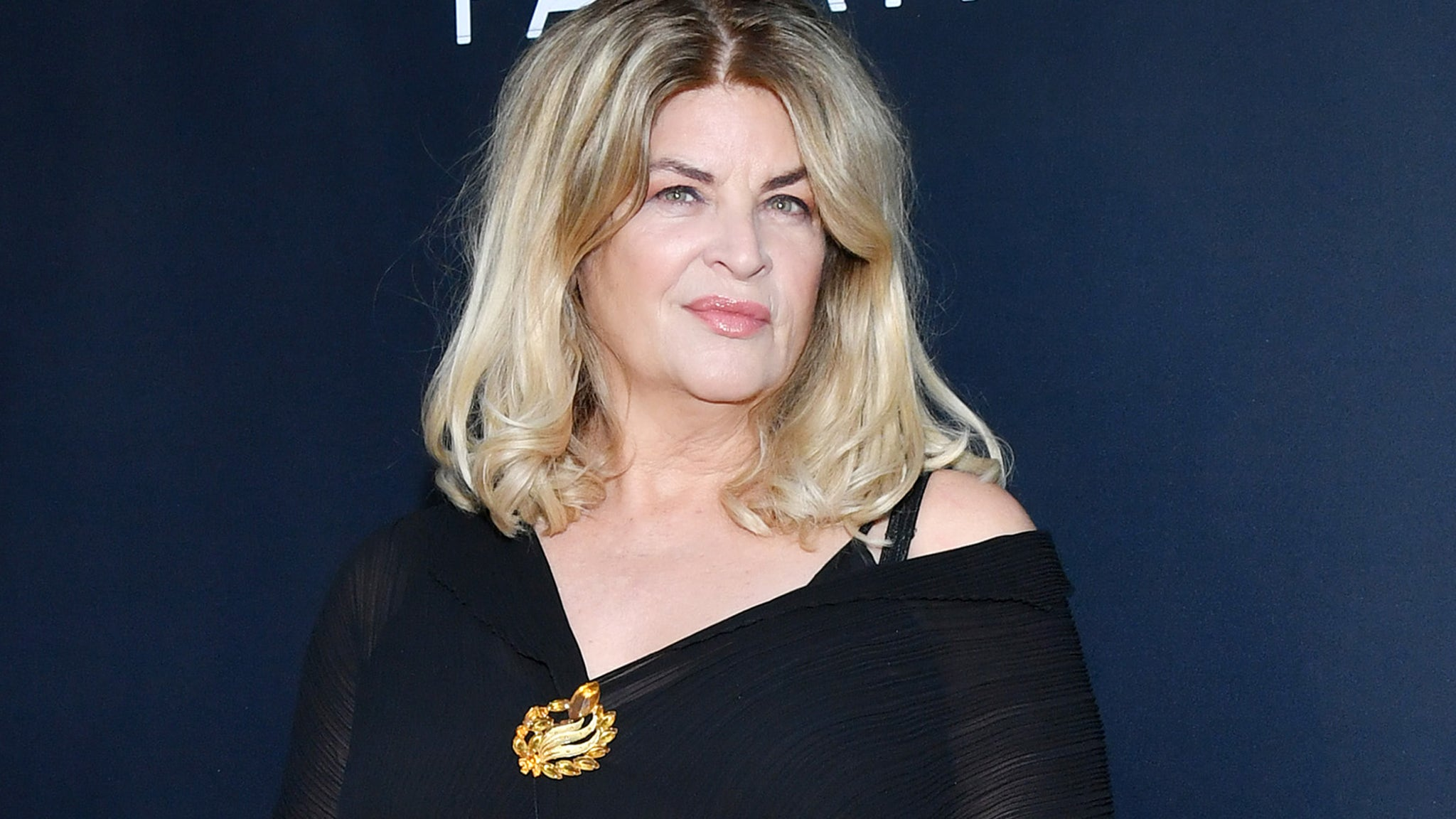 Kirstie Alley to be fat on TV | The Blemish