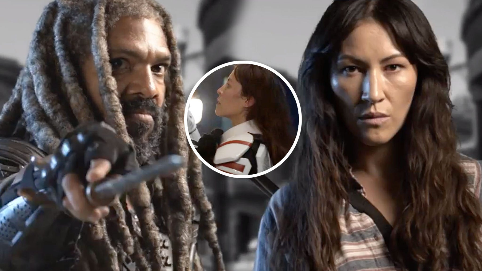 Walking Dead Stars tease Commonwealth twists and Comic-Con trailer for final season