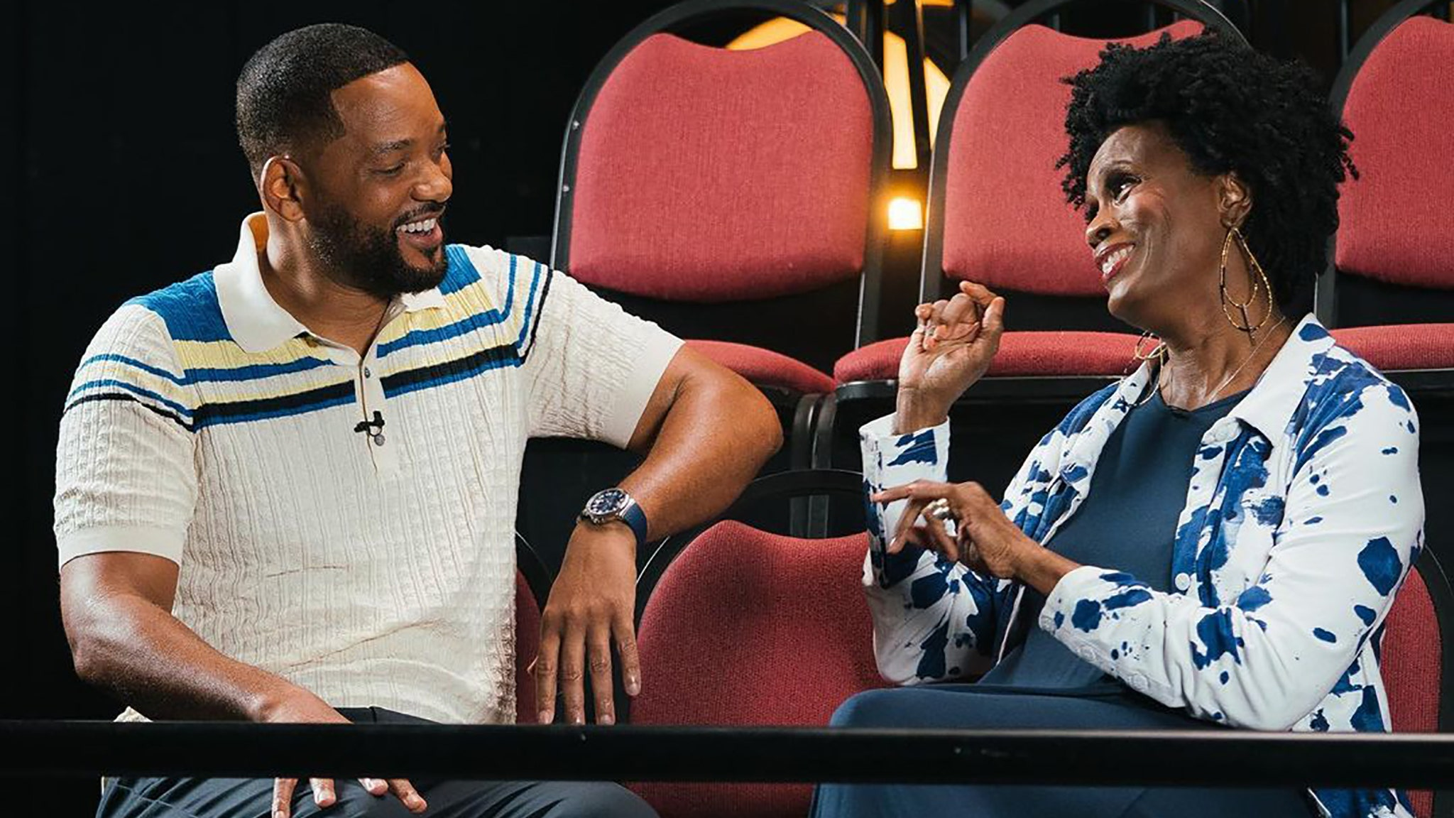 Janet Hubert Confronts Will Smith During Fresh Prince Reunion: 'I Lost Everything'