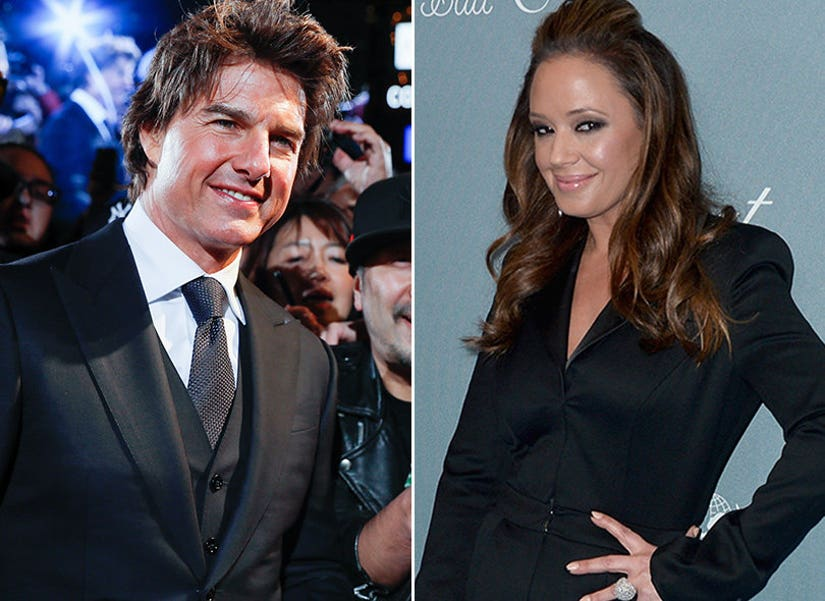 Scientology Drama: Leah Remini Reveals Tom Cruise 'Thinks I'm the ...