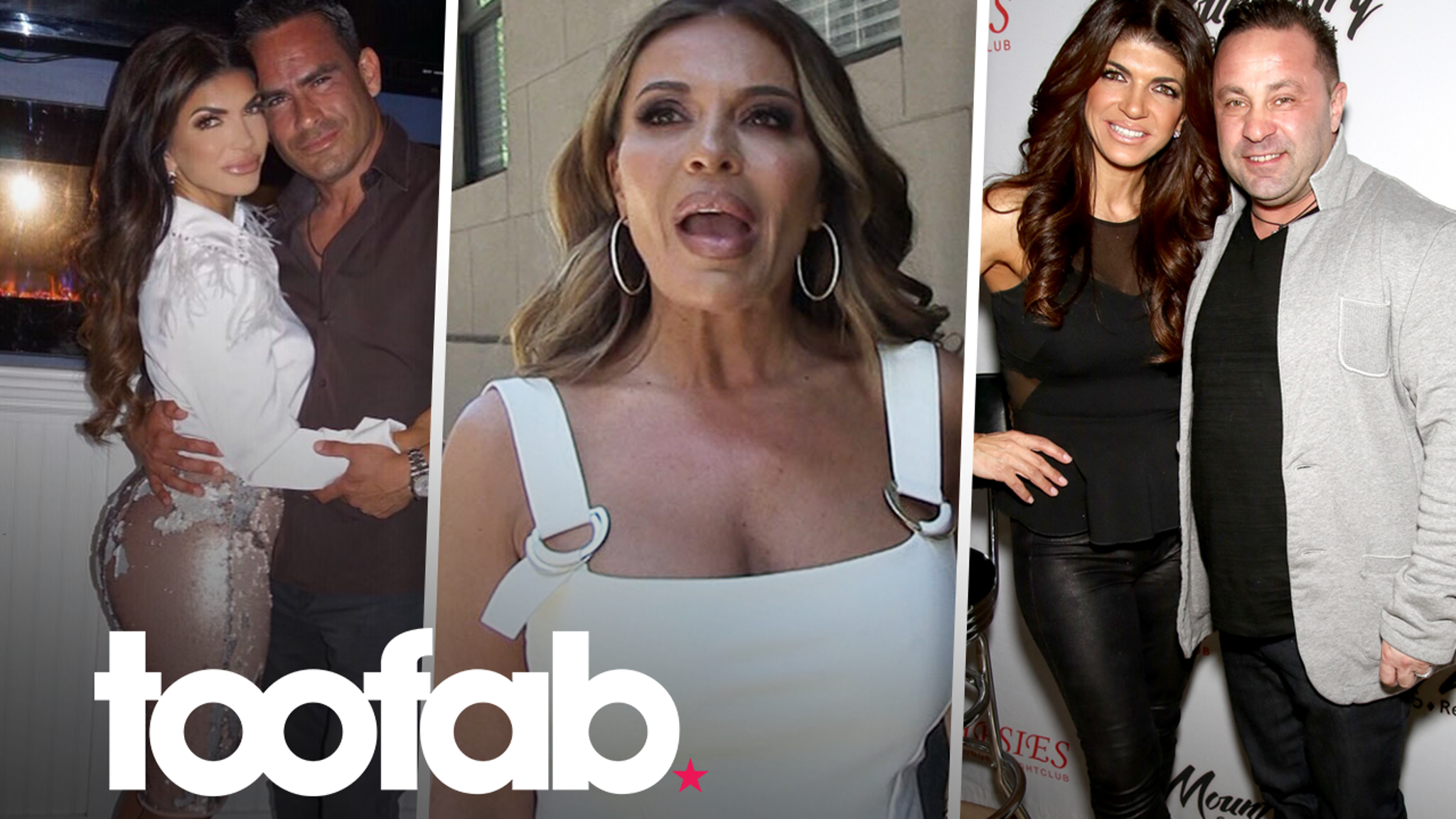 Dolores Catania says Teresa Giudice is happier with the new Luis than she was ever with Joe