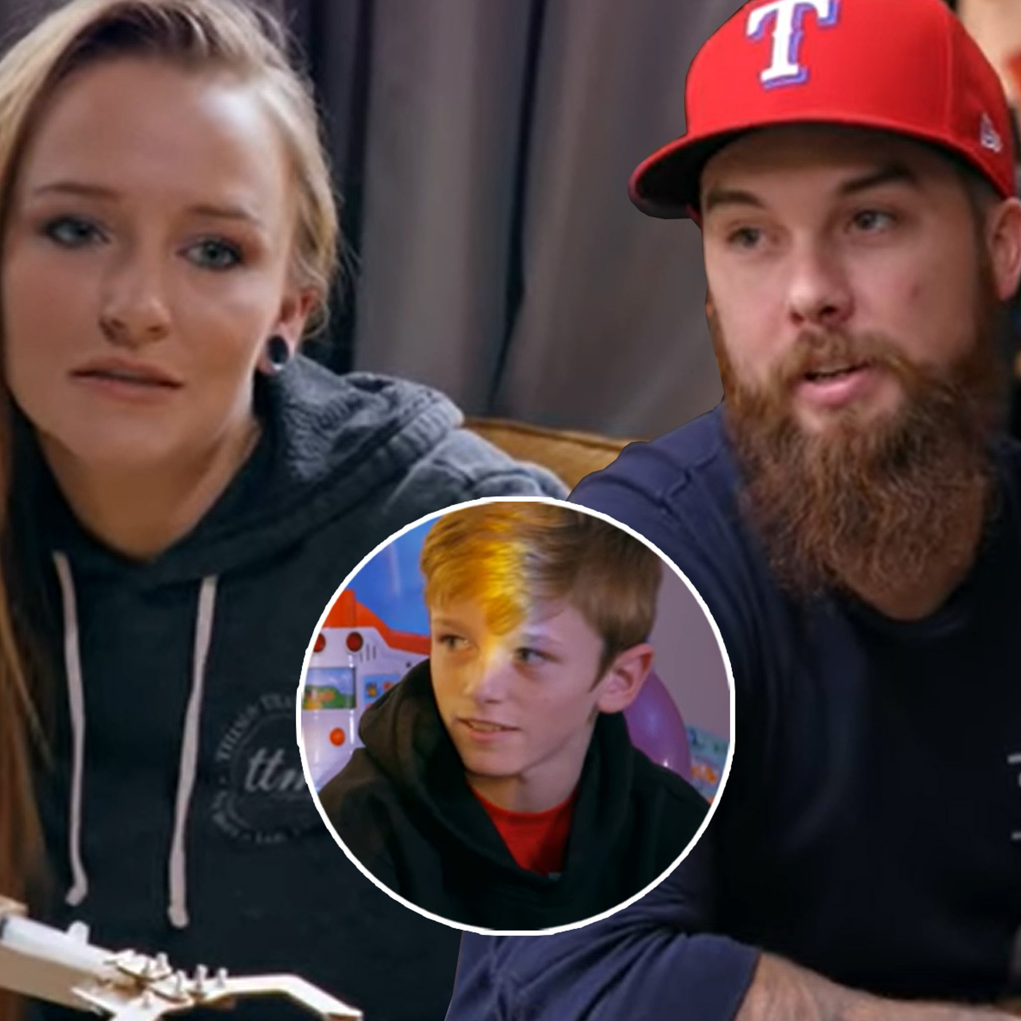 Teen Mom Og Maci Bookout And Taylor Prepare To Have The Talk With Bentley
