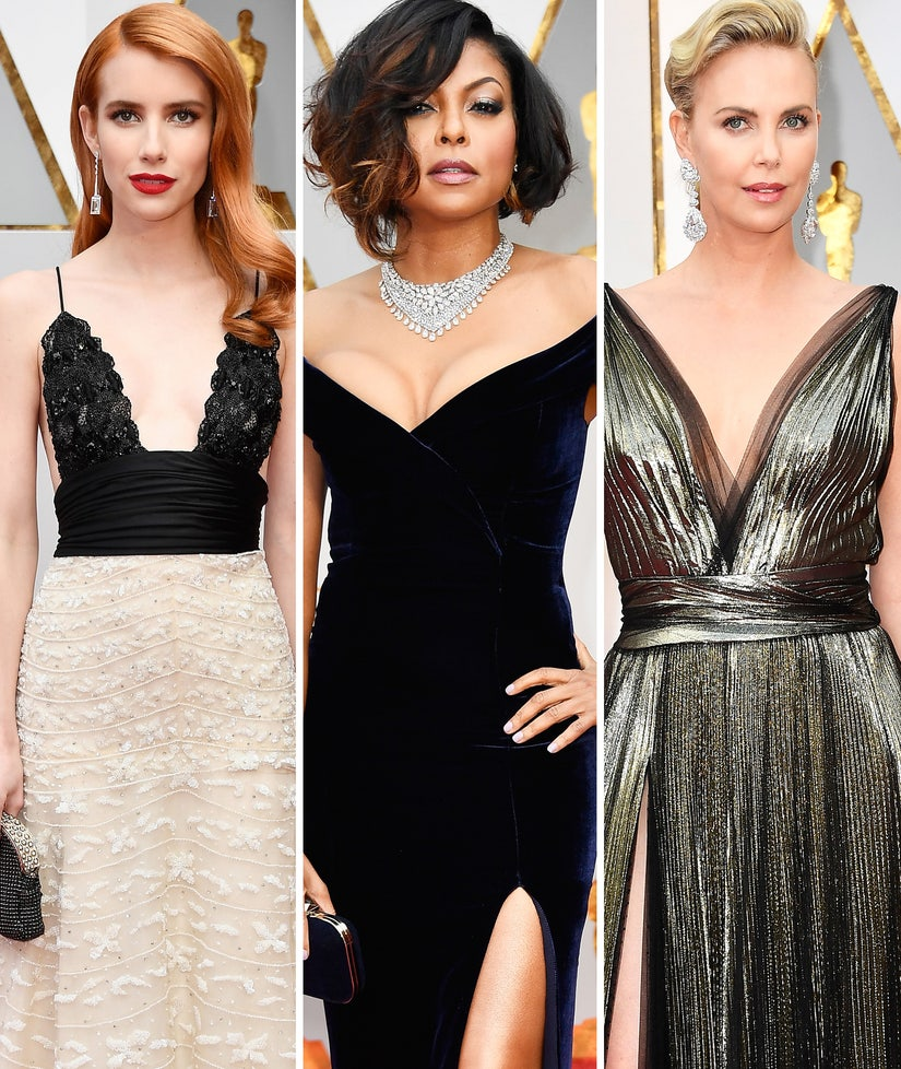 The Best and Worst Oscars Fashion: TooFab's High 10, Low 5 (Photos)