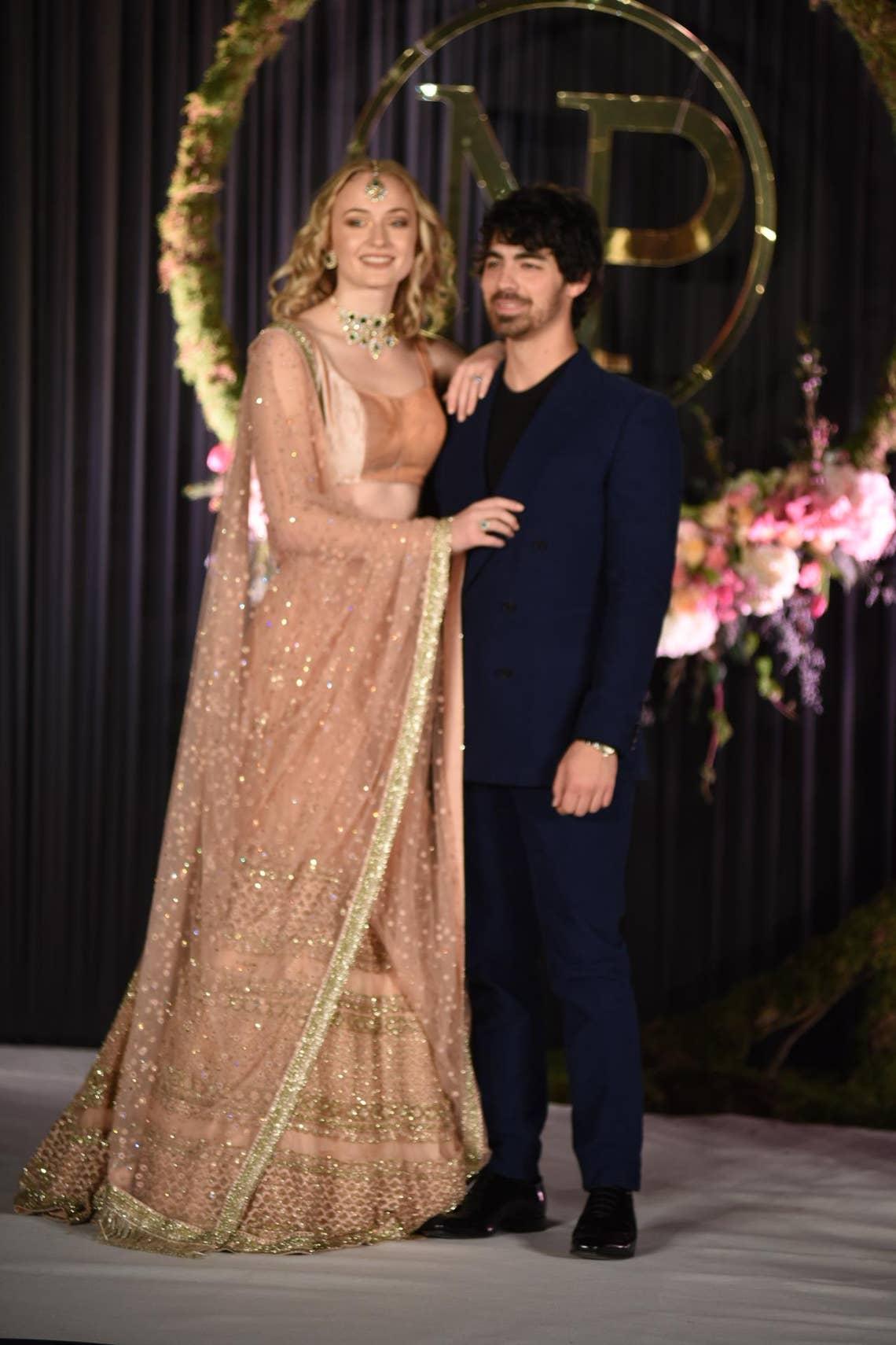 Inside Nick Jonas And Priyanka Chopra S Western Wedding Reception