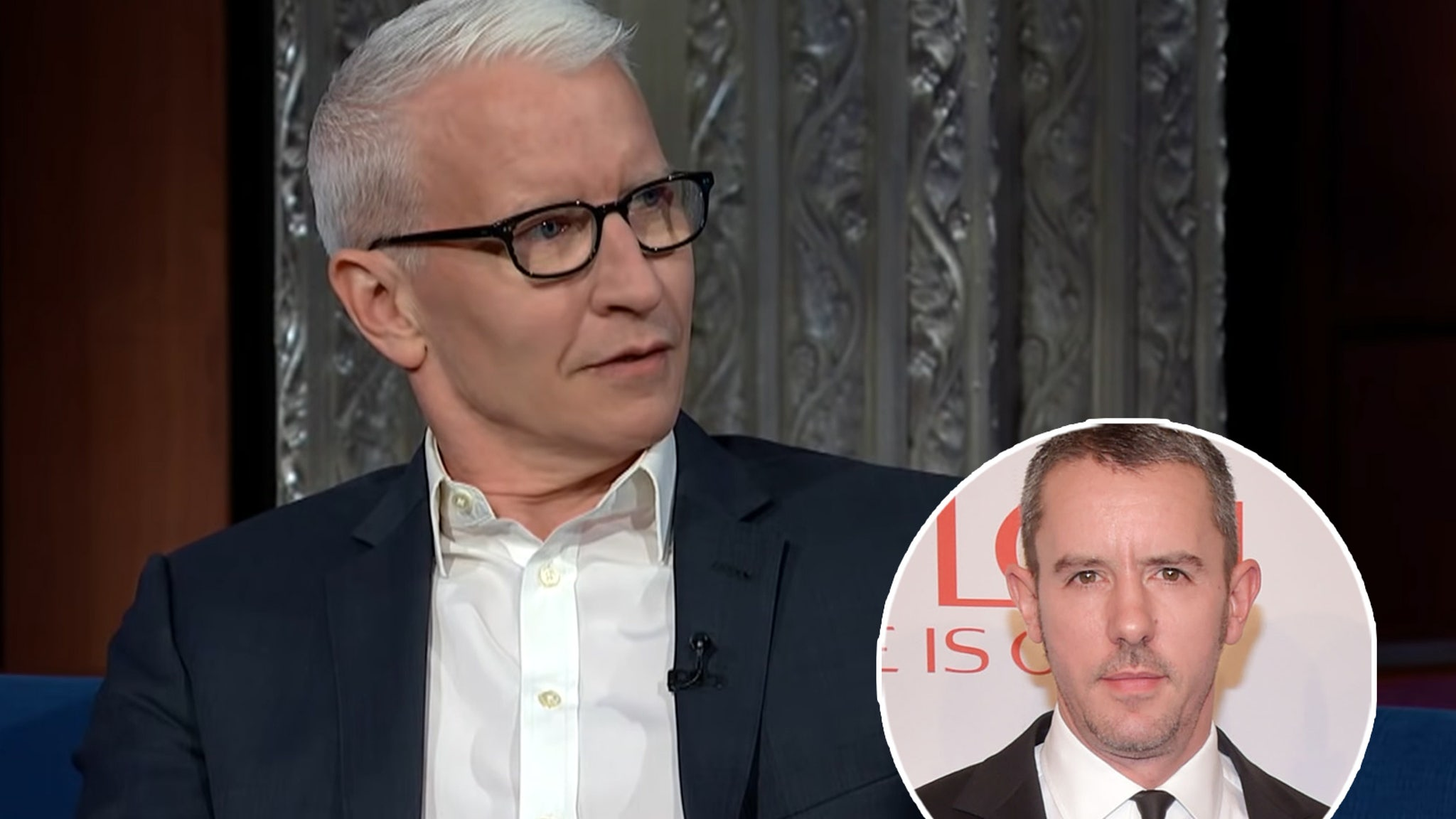 Why Anderson Cooper got mad at Benjamin Maisani on a work trip