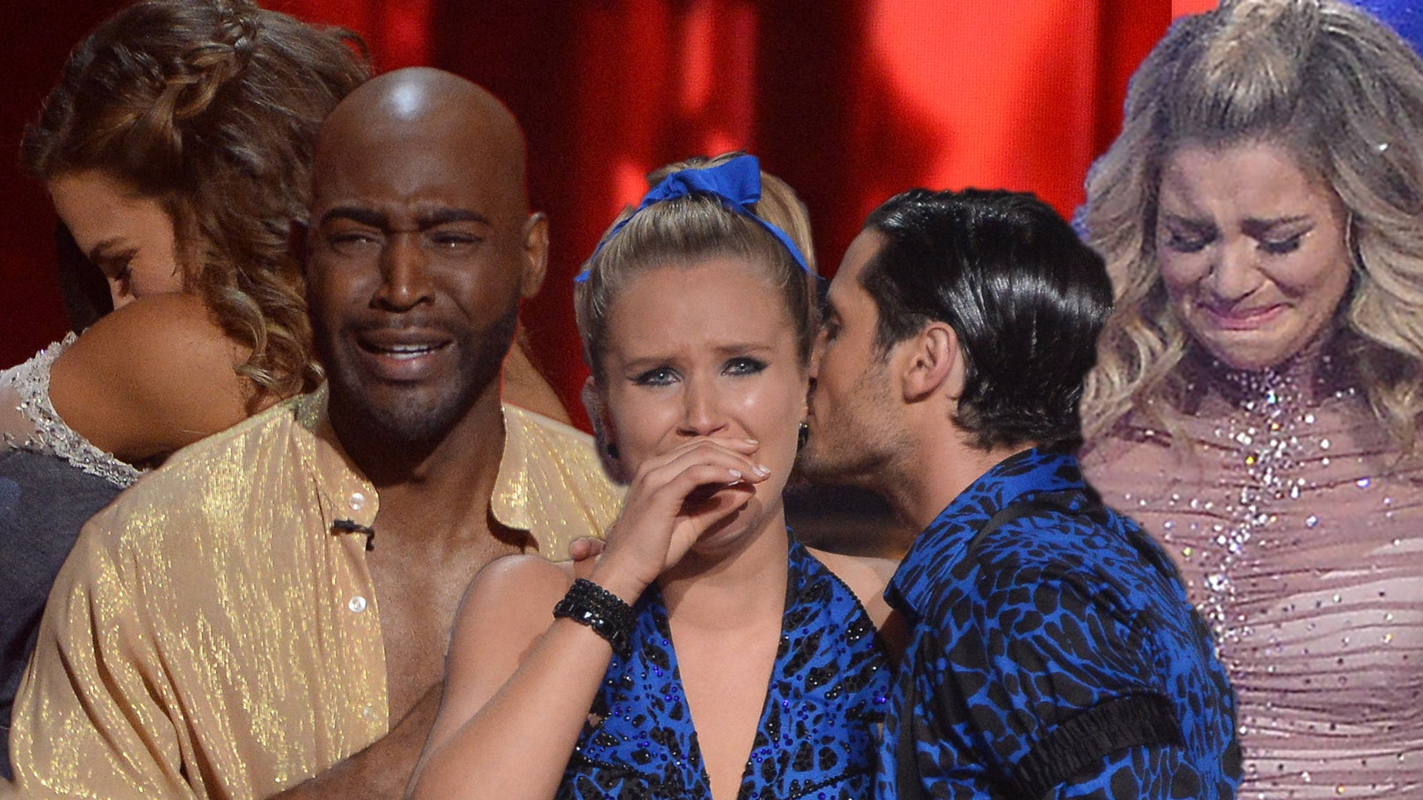Dwts Recap Which Front Runner Went Home