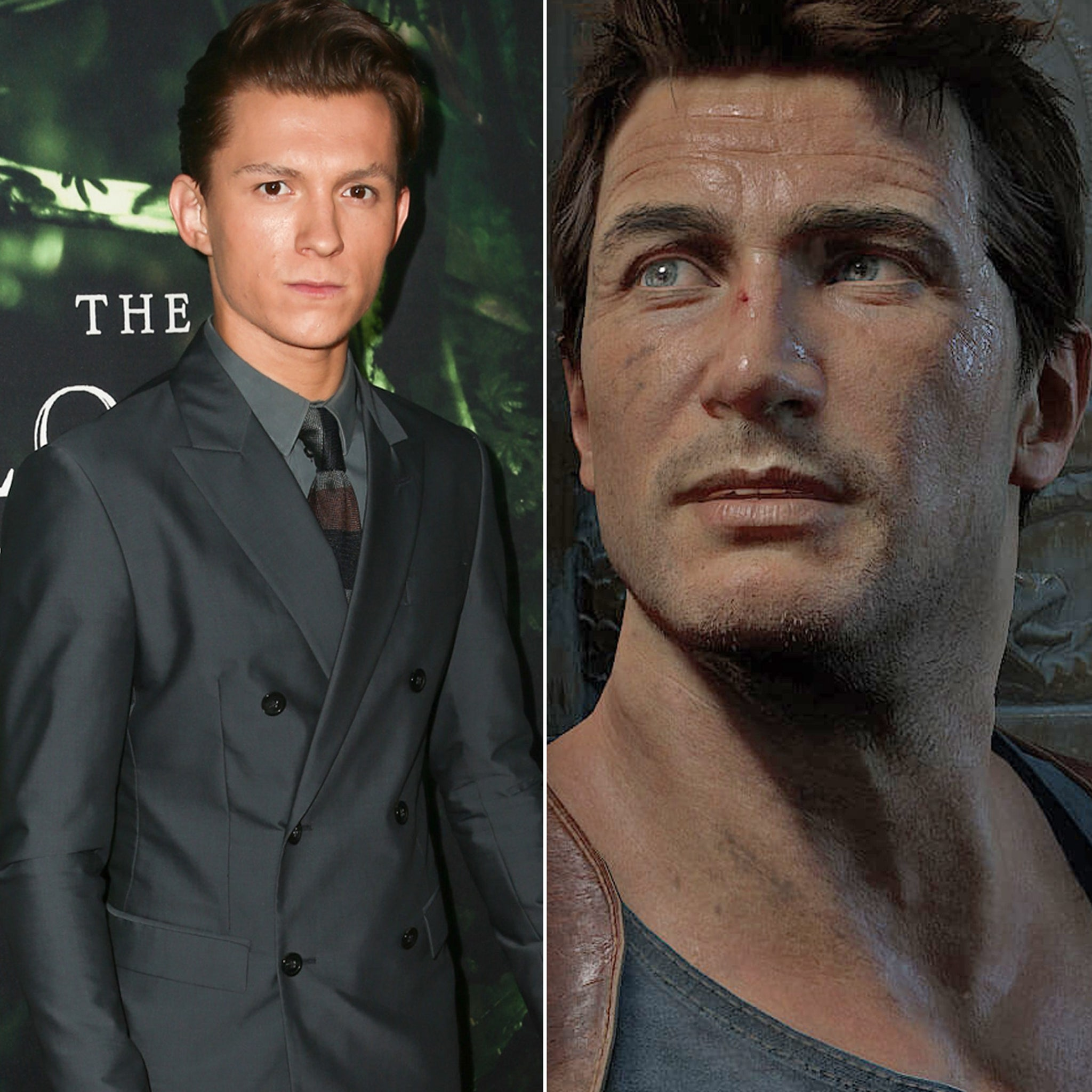 The Internet Is Hating On Tom Holland S Casting As Nathan Drake