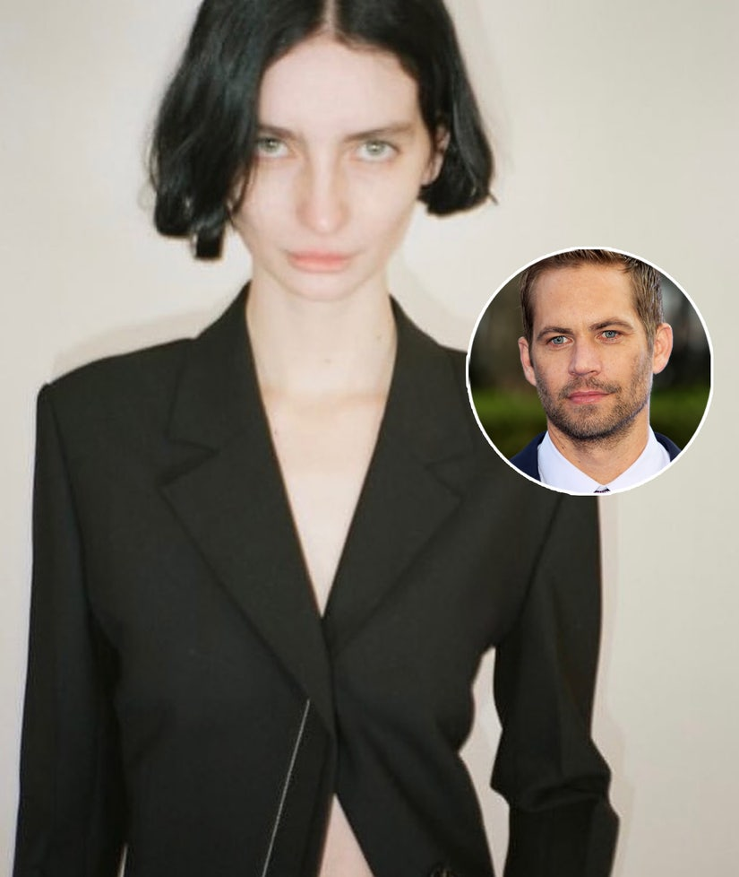 Paul Walker's Daughter Meadow Opens Givenchy Fashion Show