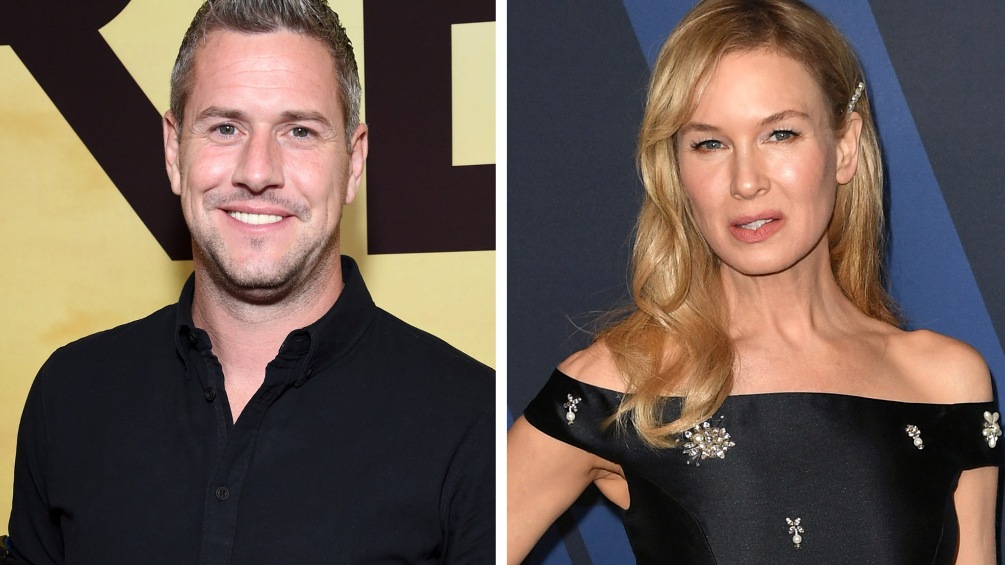 Ant Anstead and Renée Zellweger attend first public event together