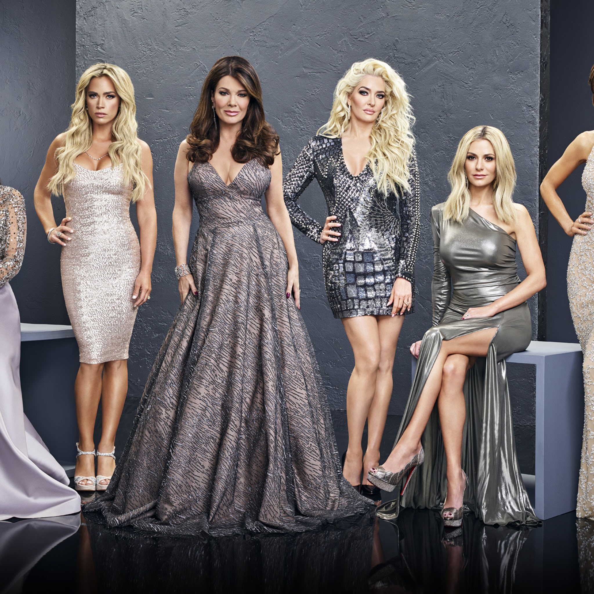 Real Housewives Of Beverly Hills Season 8 Trailer New Face Stirs Up Drama Camille Grammer Returns