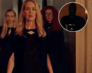 AHS: Apocalypse: Sarah Paulson Breaks Bad, Premiere