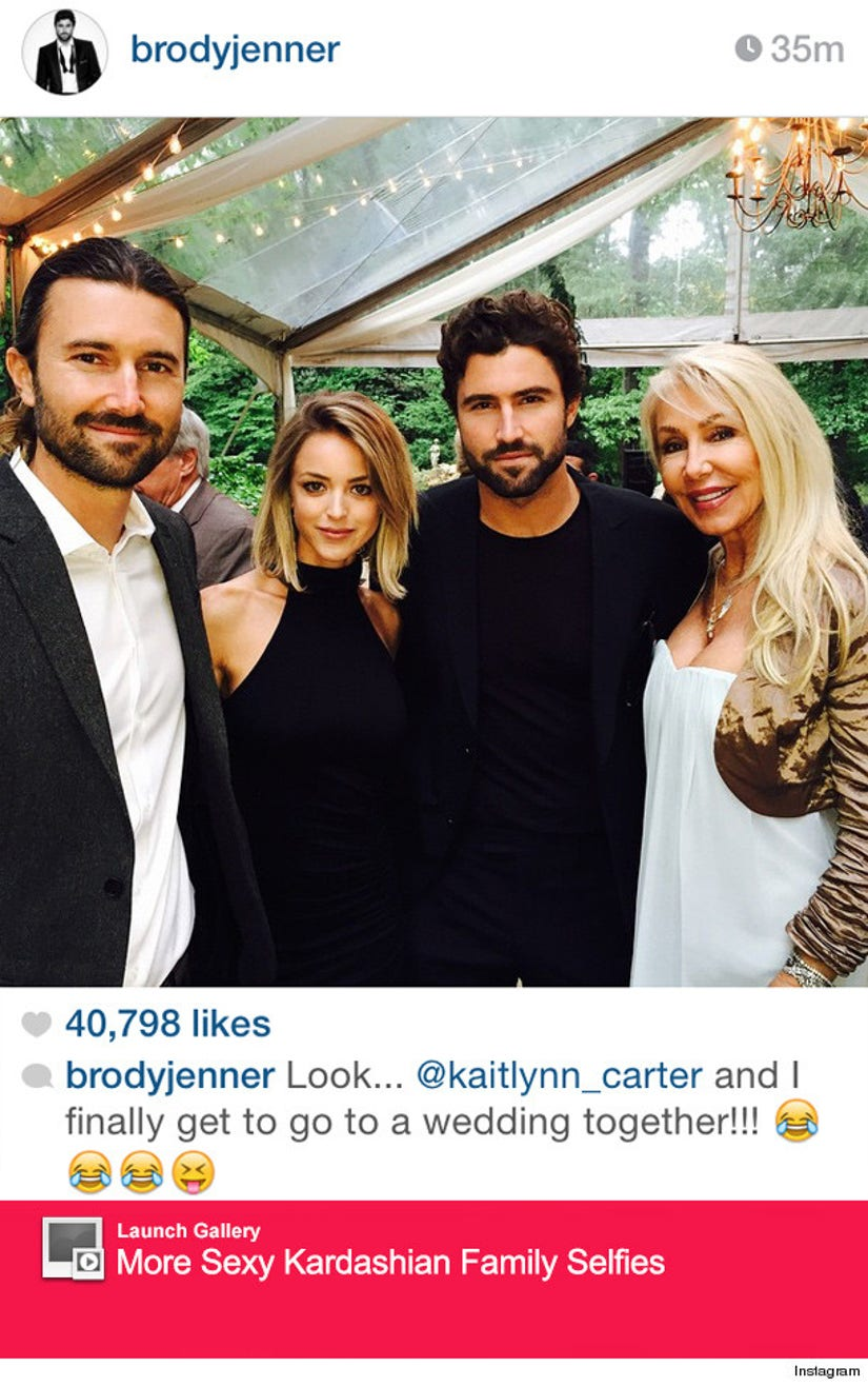 Brody Jenner Walks In On Kim Ks Sinful Photo Shoot - Fame10