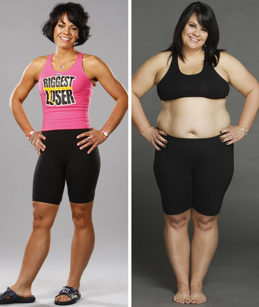 """Biggest Loser"" Winner Ali Vincent Reveals Weight Gain: ""I Feel Like Failure"""