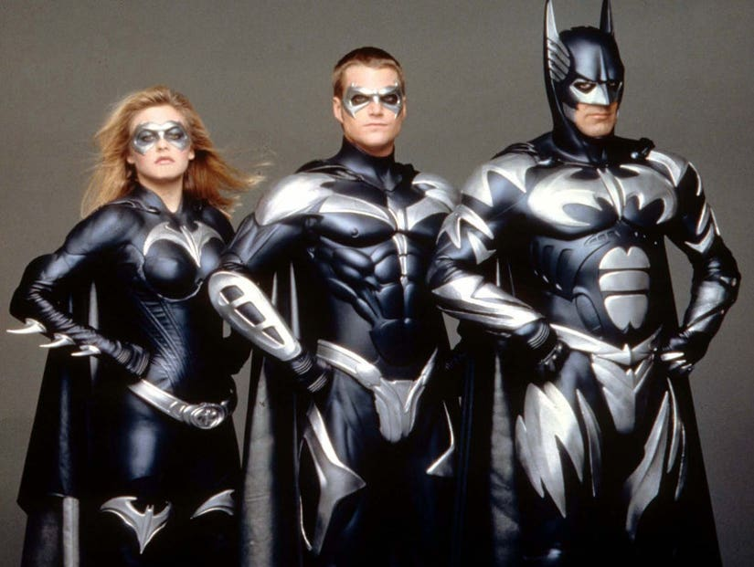 Alicia Silverstone Faced 'Hurtful' Body Shaming As Batgirl in Batman & Robin