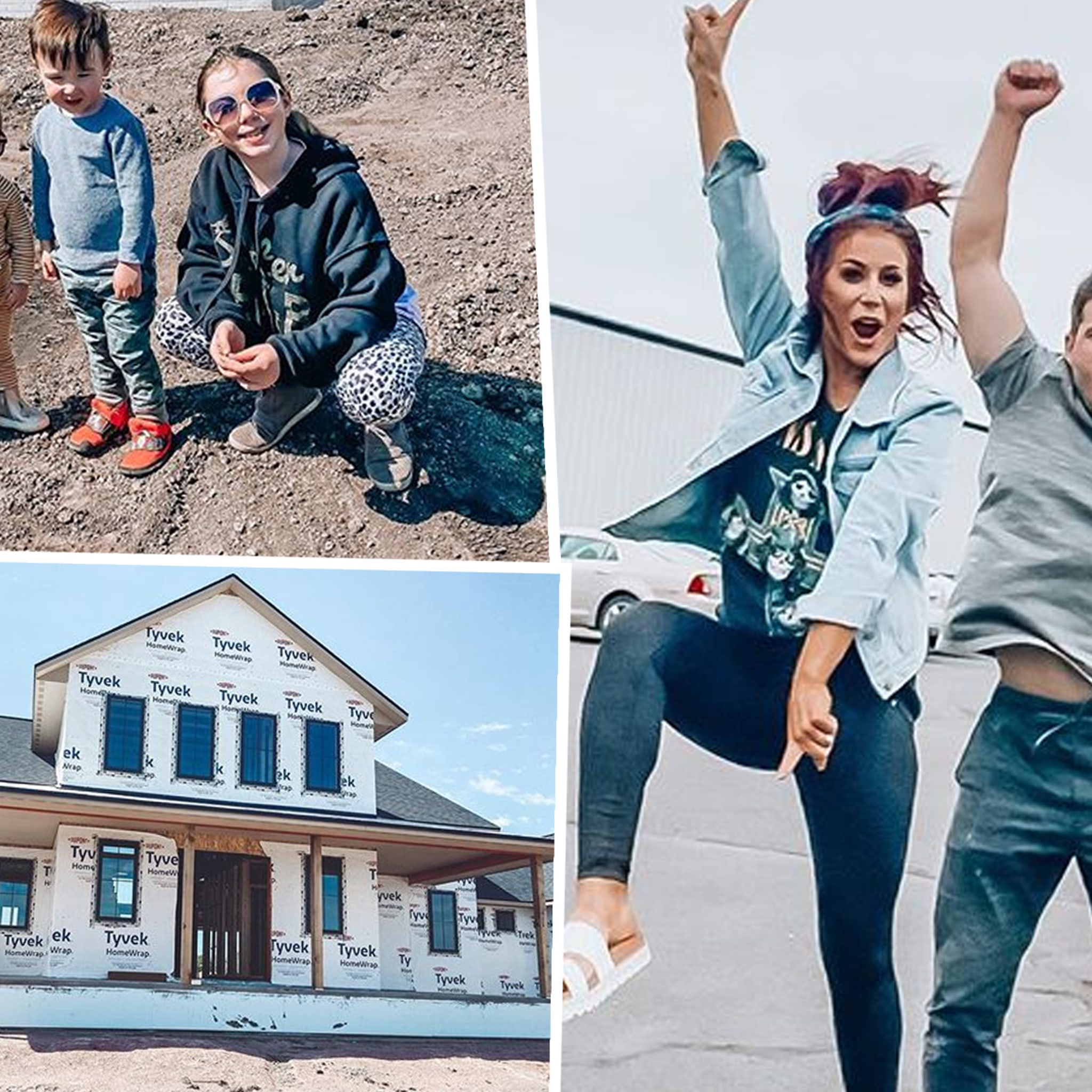 Chelsea Deboer Opens Up About Building New Home From The Ground Up