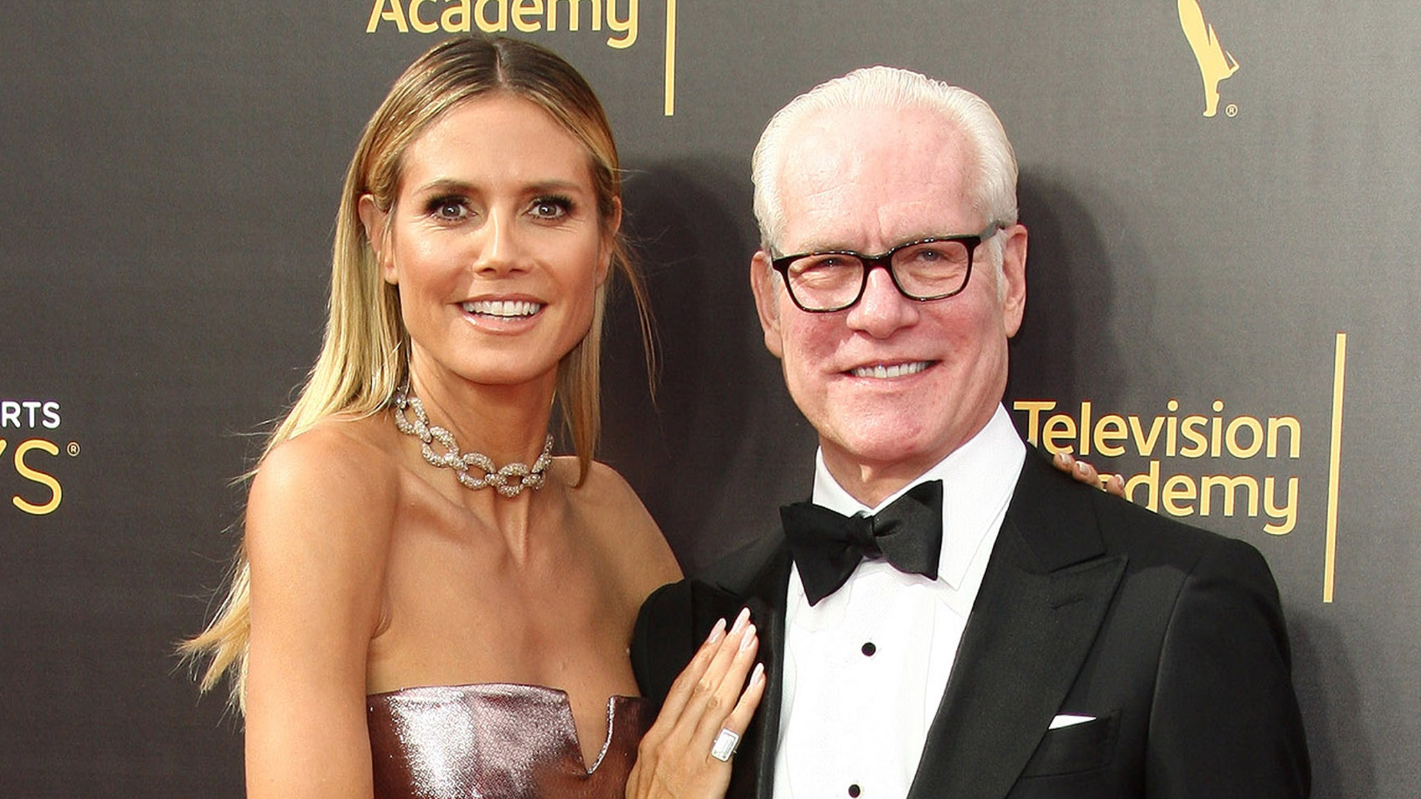 Tim Gunn called supermodel who once told Heidi Klum to leave Project Runway 'nervous and jealous'