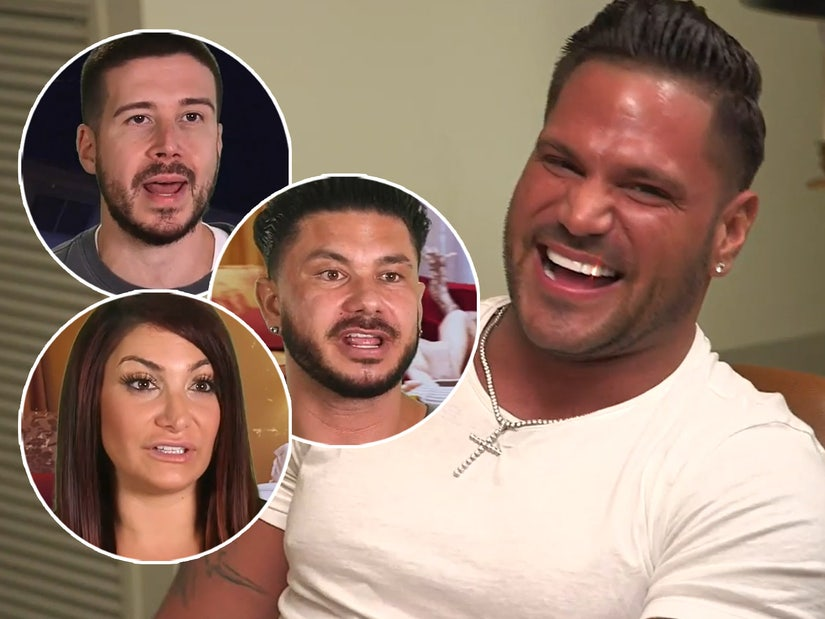 ronnie from jersey shore now
