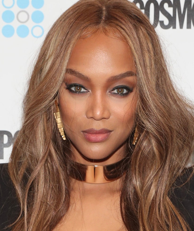 Tyra Banks: I Began Exfoliating When I Was a Baby!