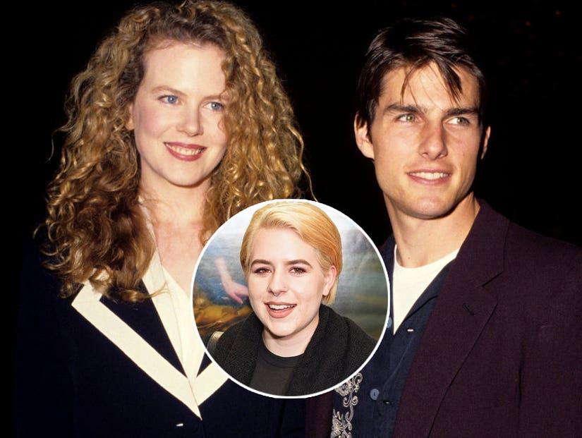 Tom Cruise Nicole Kidman Daughter Isabella Writes Scientology Testimonial
