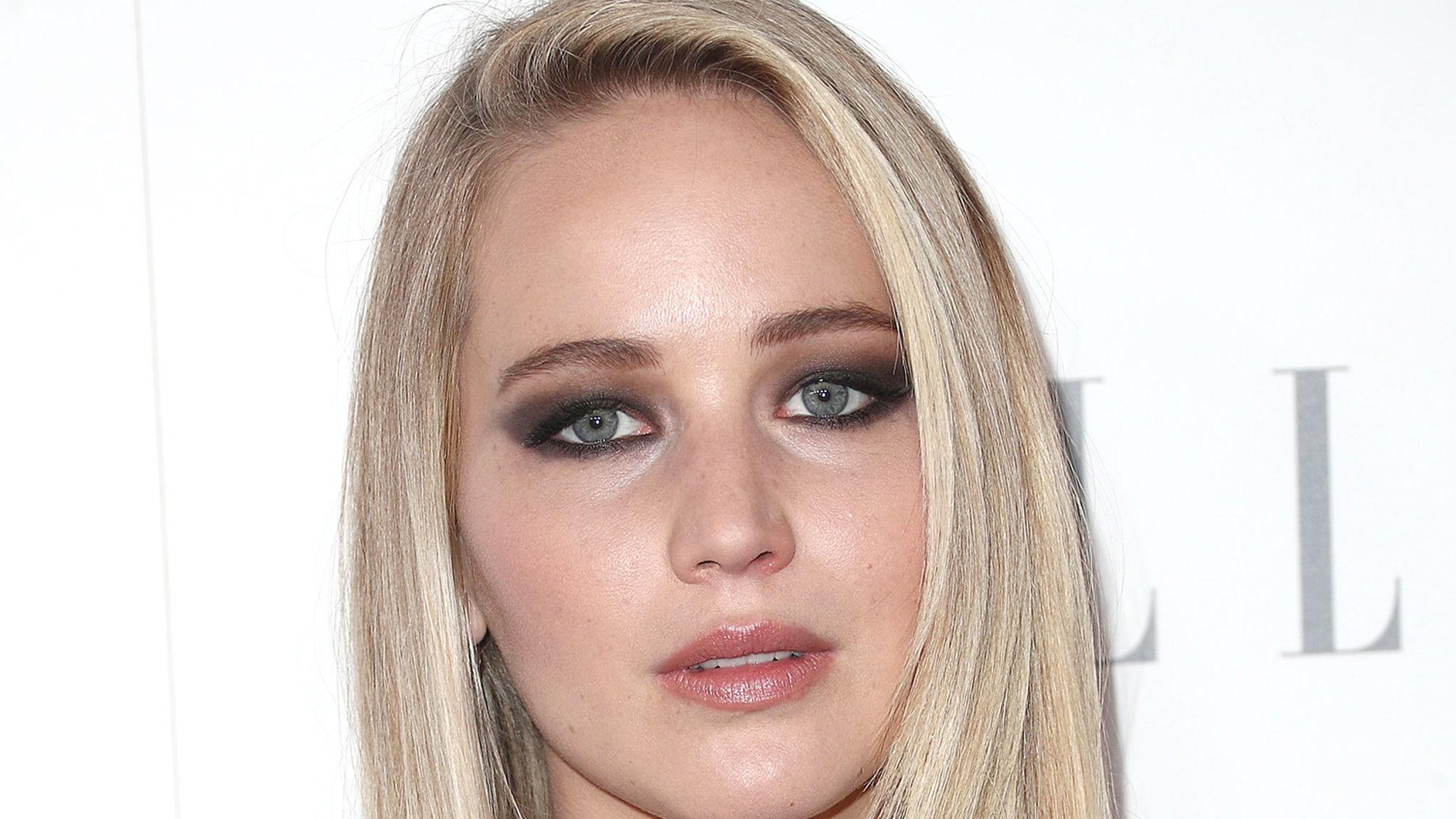 Jennifer Lawrence Talks About 2014 Nude Photo Hack