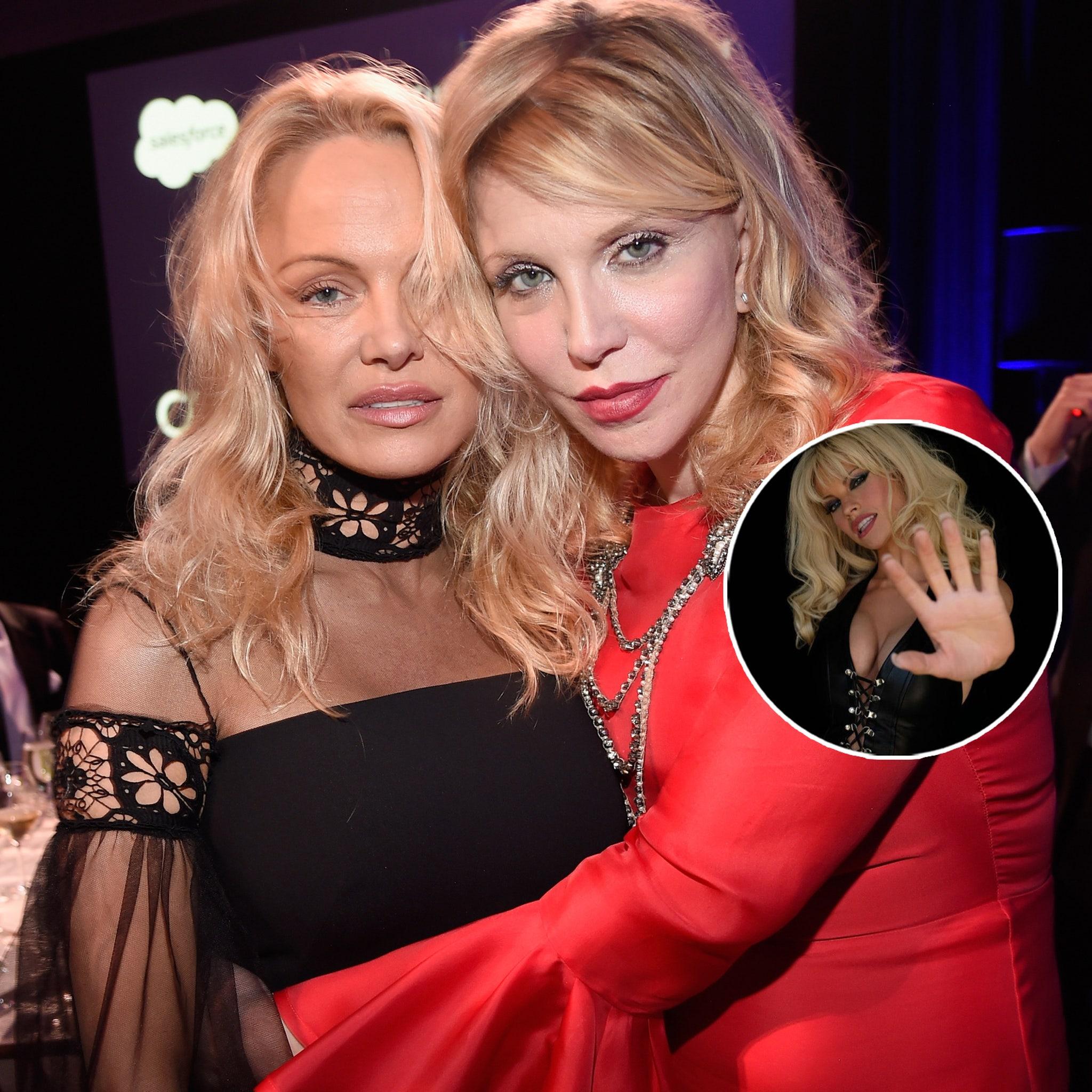 Anderson 2021 pamela Pamela Anderson's