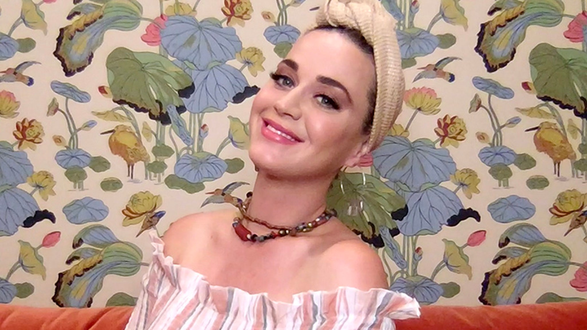 Katy Perry Slammed for Promoting Pro-Trump Father's Non-Partisan Clothing Line