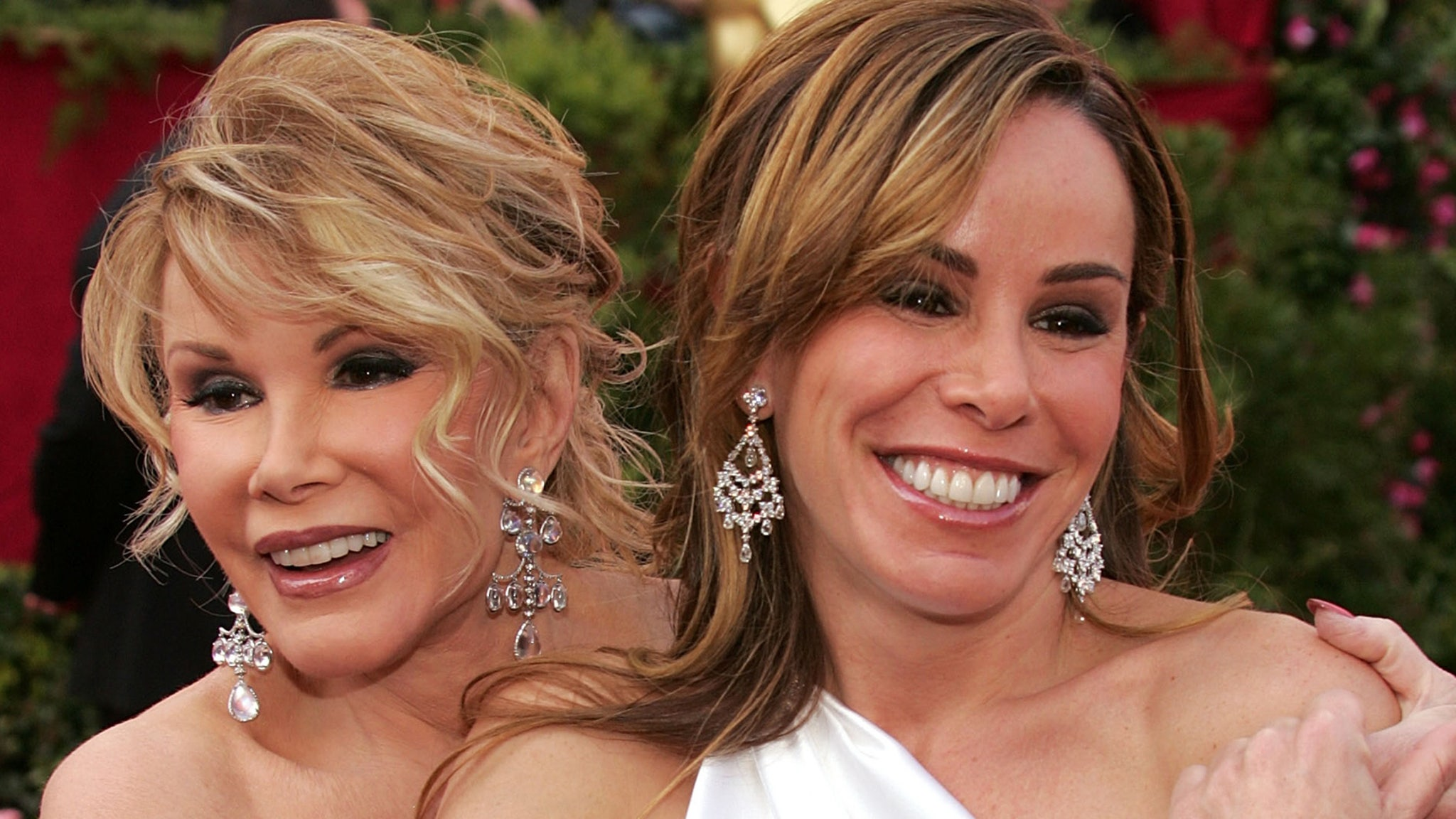 Melissa Rivers said late mom Joan Rivers told her to be 'more of a whore'