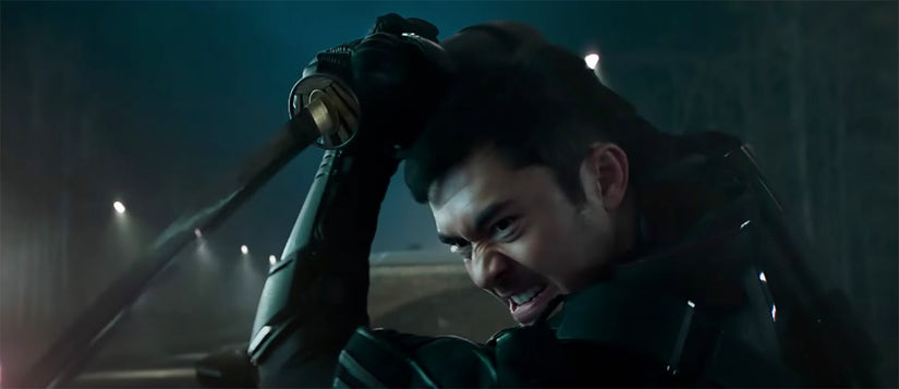 Henry Golding's 'Snake Eyes' Trains to Become a Warrior In New G.I Joe Origins Trailer