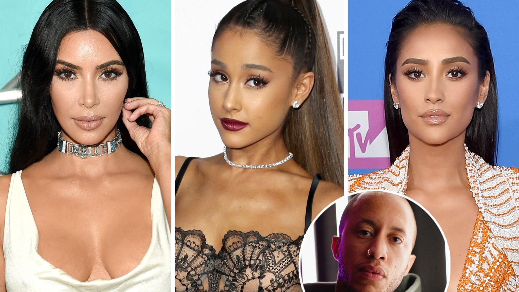 Ariana Grande And Kim Kardashian Speak Out Following